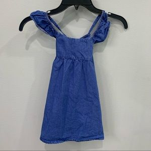 Crazy 8 cute distressed demon dress size 2T.